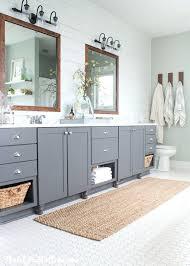 In Stock Bathroom Vanities Furniture Style Bathroom Vanity Made From Stock Cabinets Part 1
