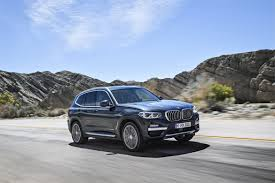 2017 bmw x3 vs 2018 2018 bmw x3 preview news cars com