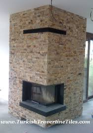 Travertine Fireplace Tile by 28 Best Travertine Applications Images On Pinterest Tiles