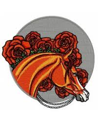 Horse Bridle Decorations Fsl And Decoration Machine Embroidery Designs