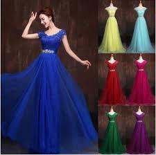 high quality women long prom evening dresses royal blue purple