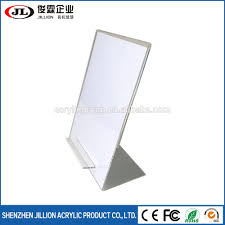 a4 acrylic display stand a4 acrylic display stand suppliers and