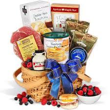breakfast gift basket best 25 breakfast gift baskets ideas on christmas