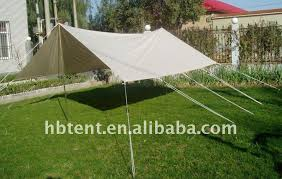 Camping Tent Awning Canvas Tarp Canopy Camping Tent Sun Shelter Awning Buy Canvas