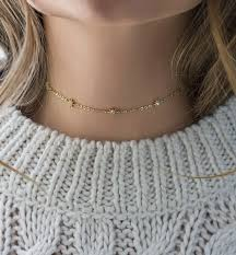 star statement necklace images Choker necklace star choker necklace amy o jewelry amy o jpg