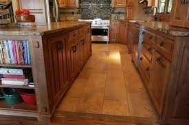 craftsman style cabinets arts and style quarter sawn oak kitchen