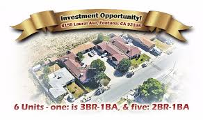 investment opportunity fontana ca gross income 85 200 00