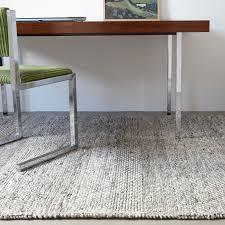modern rug neutral odd shaped taupe cream brown modern rug leaf
