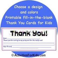thank you cards craft free printables and free printable