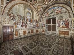 une chambre a rome chambre de la signature musées du vatican
