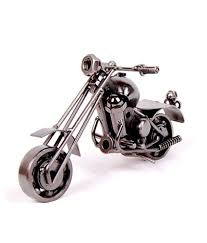 handmade iron motorcycle home decor gift decoration buy 1 get 1