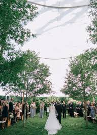 37 stylish wedding aisle decoration ideas brides