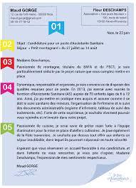 lettre de motivation pour la cuisine lettre motivation parlo buenacocina co