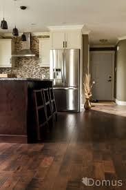 Wood Floor Ideas For Kitchens I This Kitchen And I Particularly The Pattern Memory
