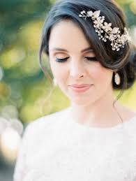 hair accessories for brides wedding hair accessory ideas trendy magazine