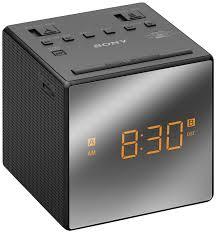 sony clock radio manual amazon com sony icfc1t alarm clock radio black home audio u0026 theater