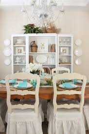 casual dining room table decor starfish cottage summer style