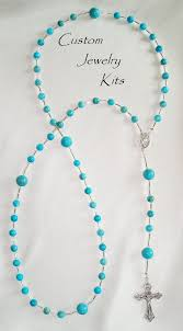 rosary kits 84 best rosaries images on rosaries rosary and