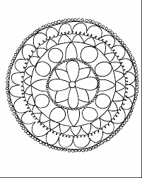 extraordinary stress relief mandala coloring pages with relaxing