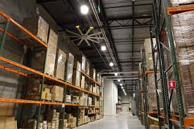Led Warehouse Lighting Commercial Warehouse Led High Bay Lighting Retrofit Hid To Led