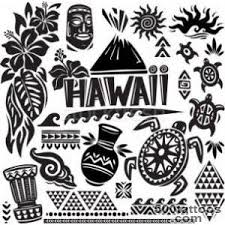 collection of 25 hawaiian design picture