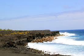 the black sand beaches of hawaii