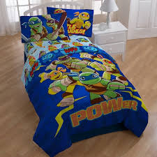 teenage mutant ninja turtles bedding totally kids totally