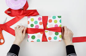 big present bow how to make a big loopy satin gift bow paper crave