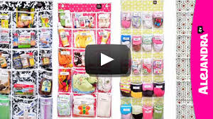 video my favorite over the door organizers by simply stashed