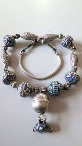 silver ball beads necklace images 994 best ethnic beads images in 2018 ethnic jewelry jpg