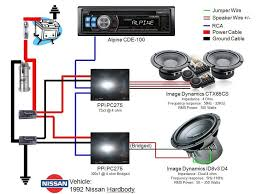 alpine car stereo wiring diagram alpine car stereo wiring diagram