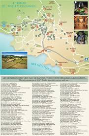 Route 70 Map by Bandol Wine Map