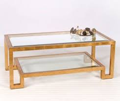 gold leaf coffee table winston coffee table gold leaf furniture pinterest coffee