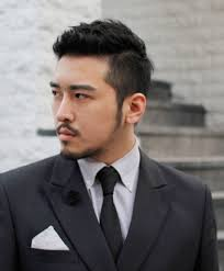 mens square face thin hair styles men hairstyle best hairstyles for asian men korean male