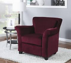 living room burgundy accent chairs living room round table best