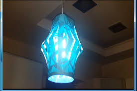 Paper Hanging Lamp How To Make A Beautiful Hanging Lamp From Paper Youtube