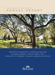 rollins college annual report by rollins college issuu