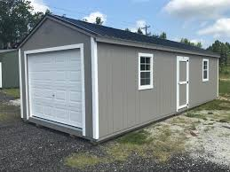 12x32 garage fisher barns