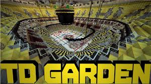 Td Garden Layout Minecraft Pe Garden Ideas Interior Design