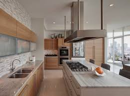 kitchen gorgeous look with modern kitchen countertop ideas