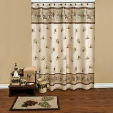 Curtains For A Cabin Black Bears Shower Curtain Shower Curtains Ideas