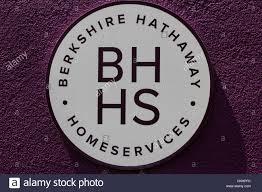 berkshire hathaway energy muncie circa august 2016 berkshire hathaway homeservices sign