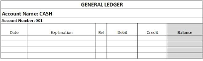 Free Ledger Template by Flow Ledger Template Free Excel About
