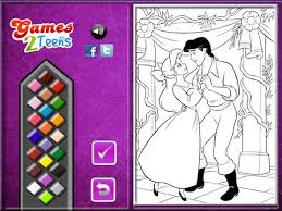 ariel coloring pages girls ariel coloring pages