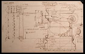 architectural sketches from the new york public library n j