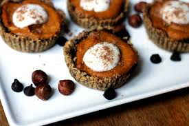 thanksgiving chocolate best vegan pumpkin pie ever mini chocolate pumpkin pie peaceful