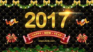 and new year wishes 2017 happy holidays