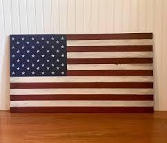 wooden flags dnm woods