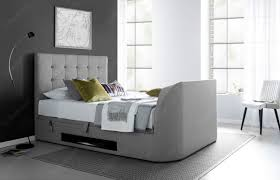 Tv Bed Frames The Barnard King Size Tv Bed Tv Bed Store