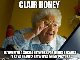 The Social Network Meme - grandma finds the internet meme imgflip